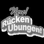 Rückenübungen Logo