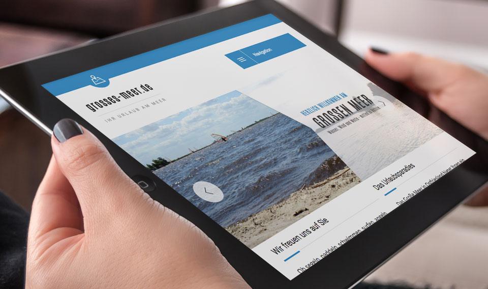 Webdesign Redesign
